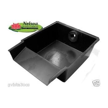 Nelson 39 S Pond Waterfall Spillway Filter Box