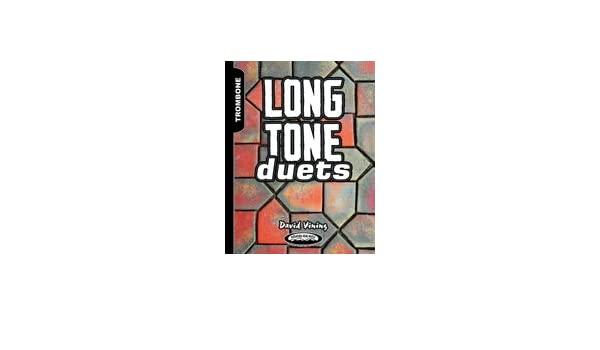 Long tone duets : for trombone - revised second edition