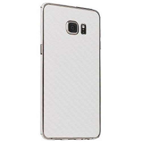 BodyGuardz Skin for Samsung Galaxy S6 Edge+ - Retail Packaging - White ()