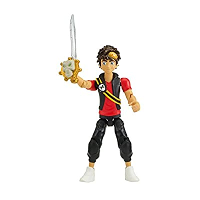 Zak Storm Zak 3-inch Scale Action Figure: Toys & Games