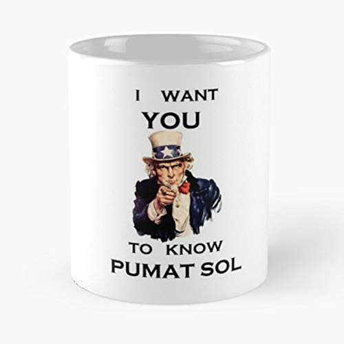 (Critical Role Crit Pumat Sol Sam Riegel - 11 Oz Coffee Mugs Unique Ceramic Novelty Cup, The Best Gift For Holidays.)