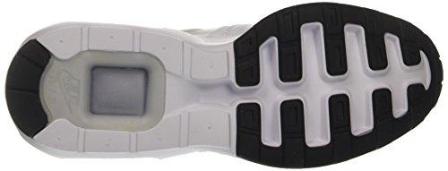 Nike Air Max Prime, Scarpe da Ginnastica Uomo Nero (White/White/Pure Platinum/Black 100)