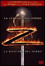 La Mascara del Zorro / La Leyenda del Zorro (Ed. Limitada - Metálica)