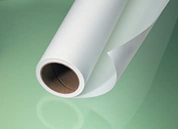 Alvin 6855V-1 100 percent Rag Vellum Tracing Paper Roll 24 inches x 5 yards