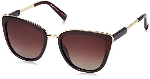 Daniel Klein Cateye Sunglasses (Brown) (DK4013-Col3|55)