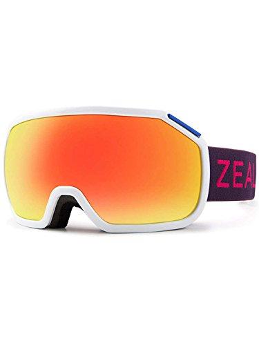 32580a4434ac Zeal Optics Fargo Full Frame Ski   Snowboard Goggles - Razzmatazz Frame