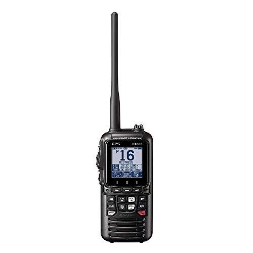 Standard Horizon HX890BK Marine Two Way Radios