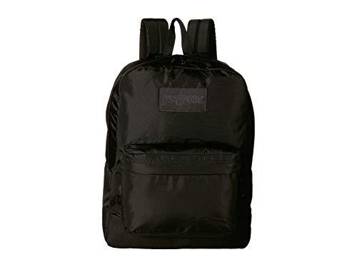 JanSport Mono Superbreak Backpack - Lightweight School Pack, Black (Backpack Jansport Black)