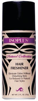 ISOPLUS NATURAL COLLECTION HAIR FRESHENER 2OZ (Freshener Hair)