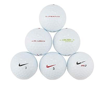 NIKE AAA Mix 100 Ball Pack Used Golf Balls