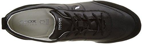 D Blackc9999 Zapatillas Negro Vega para Geox Mujer a 0twdCqZ