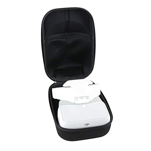 Hermitshell Hard EVA Travel Case Fits DJI Goggles Immersive FPV Double 1920