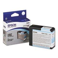 EPSON BR STYLUS PRO 3800, 1-SD LT CYAN ULTRA INK T580500 by EPSON