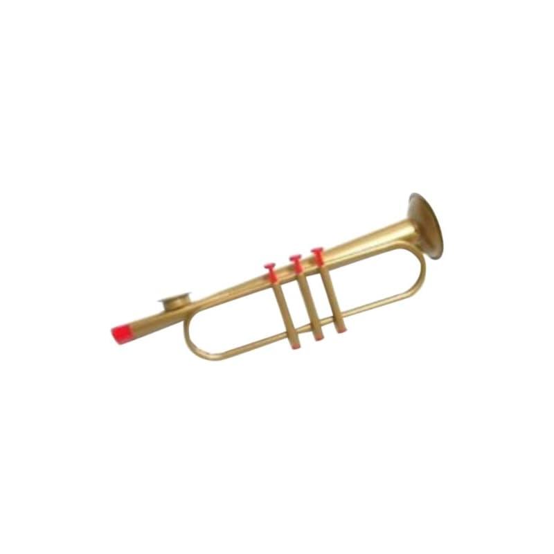 The Kazoo Company 202 Metal Trumpet Kazo