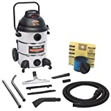 Shop-Vac Professional 16 Gallon Stainless Steel Vacuum Tools Equipment Hand Tools
