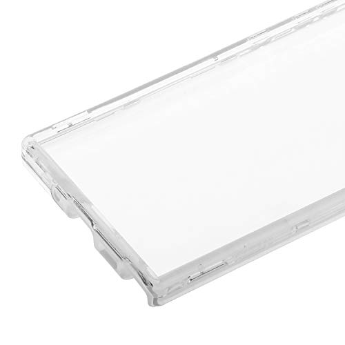 Co-Goldguard Clear Designed Case for Samsung Galaxy Note 10, Heavy Duty Protection Bumper Hybrid Cover Shockproof Durable Shell Slim Fit for Galaxy Note 10 5G, Crystal Clear