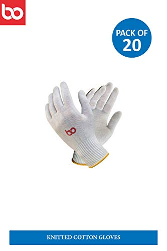 Washable Cotton Gloves | India