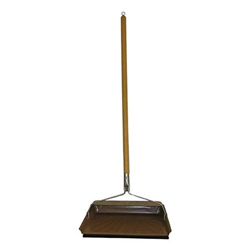 GourmetGalley 240S-10 11.5 x 7 in. Long Handle Dustpan from GourmetGalley