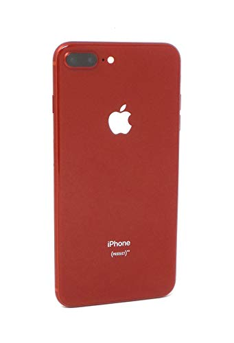 Apple iPhone 8 Plus, 64GB, Red - For Sprint (Renewed)