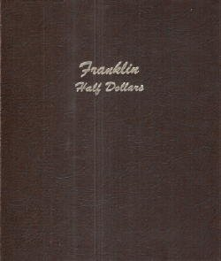Franklin Half Dollars [Coin Folder] (World Coin Library)