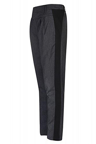 Pantaloni plissettati Short Ladies Grey B.C. Migliori collegamenti