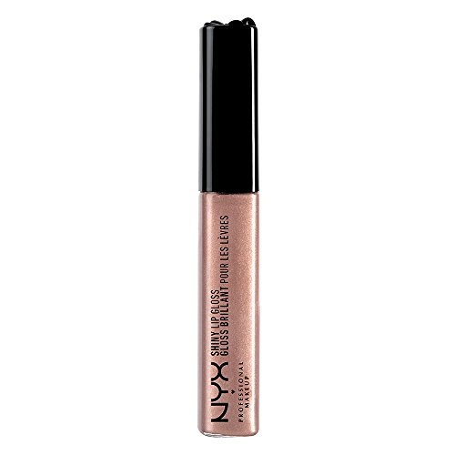 NYX Professional Makeup Mega Shine Lip Gloss, Beige Pearl, 0