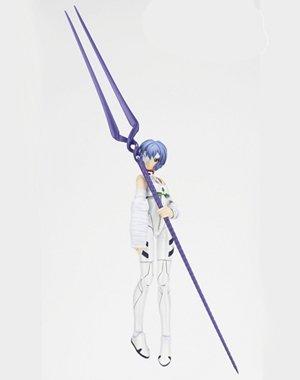 Evangelion Rei Ayanami Bandage Version Revoltech Figure