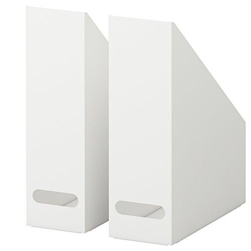IKEA,イケア,KVISSLE マガジンファイル2個セット,202.039.59,20203959