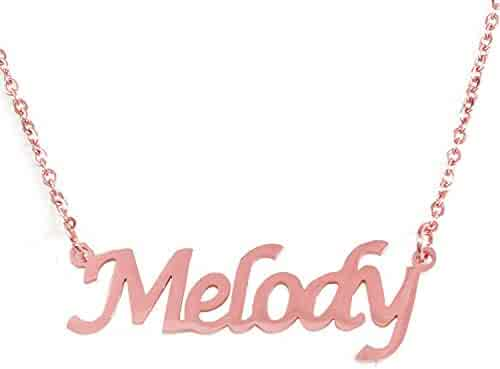 8ae645c4b8469 Shopping Name Necklaces - Jewelry - Girls - Clothing, Shoes ...