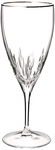 Lenox Firelight Platinum Signature All Purpose Beverage Glass, Clear