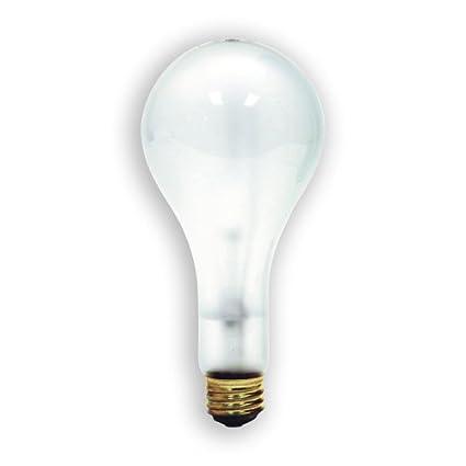 General Electric 20917 - 300 Watt General Purpose PS25 Incandescent Light Bulb Inside Frost  sc 1 st  Amazon.com & General Electric 20917 - 300 Watt General Purpose PS25 Incandescent ...
