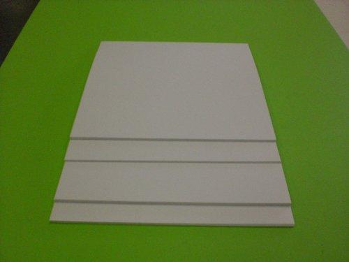 - White Polystyrene 12