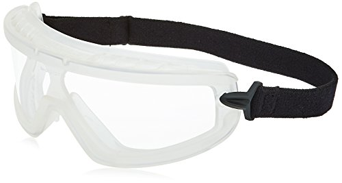 Radians BG1-11 Barricade Lightweight Clear Anti-Fog Lens Compact Goggle with Adjustable Elastic - Wholesale Goggles