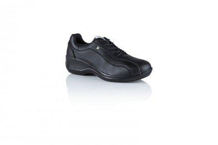 R260 Safeway Küchenschuhe, Berufsschuhe, Frauenschuhe schwarz 01 SRC Gr.36