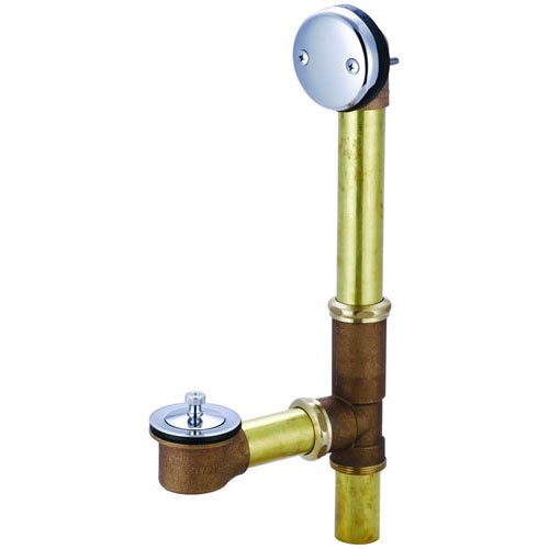 (Central Brass 1645-PR Multi-Tub Centralift Lift and Turn Drain)