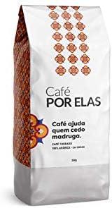 Café por Elas - em Grãos - Café Por Elas, 250G