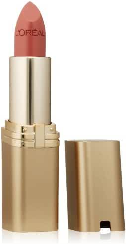 L'Oreal Paris Colour Riche Lipcolour, Fairest Nude, 0.13 oz.