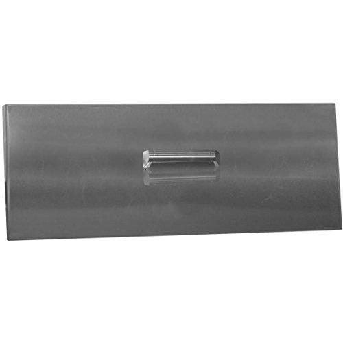 Firegear Stainless Steel Lid For 36-inch Linear Fire Pit Burner Pan