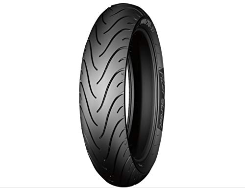 (Michelin 29364 Pilot Street Front Tire - 110/70-17, Position: Front, Rim Size: 17, Tire Application: Touring, Tire Size: 110/70-17, Tire Type: Street, Load Rating: 54, Speed Rating: S, Tire Constructi)
