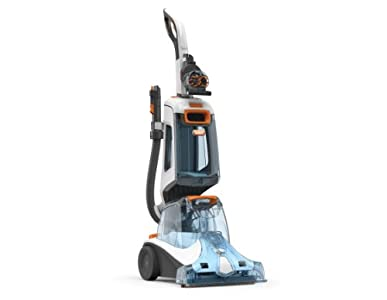 Vax W87 Dv B Dual V Upright Carpet And Upholstery Washer Fast