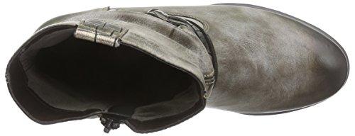 Remonte DorndorfD3178 - botas de cowboy de caña media forradas Mujer Marrón - Braun (cigar/antik/altgold / 25)