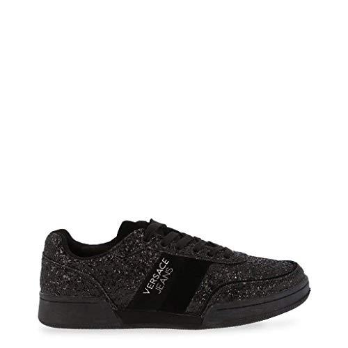 Mujer E0vsbsc2 Jeans Amarillo Versace Sneaker Exa8PTnxqw