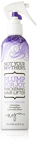 Dry Your Hair Diffuser - Not Your Mother's Plump for Joy Thickening Hair Lifter, 8 Ounce