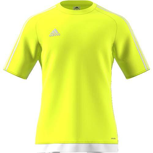 Sport Homme Estro Adidas Maillot Yellow solar De blanc Jaune 15 XIUqwv