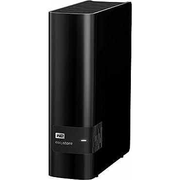 Western Digital WD Easystore 8TB USB 3.0 External Hard Drive