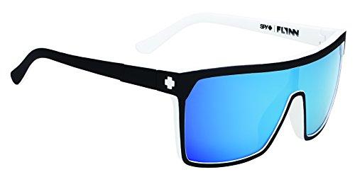 Spy Optic Flynn Wrap Sunglasses, 134 mm (White Wall)
