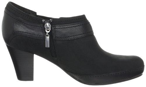 Clarks Black Vivi Ankle Women's Boot Vermont AqwvP8R