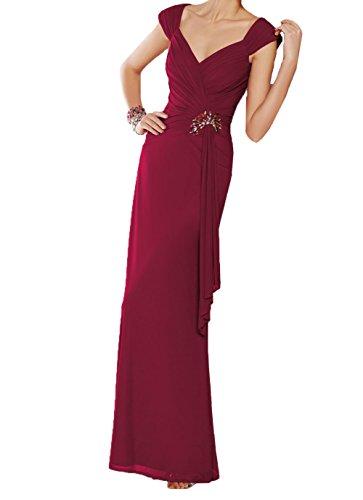 Gruen Damen Ballkleider Ausschnitt Abendkleider Festlichkleider Damen Dunkel Jaeger Elegant Jugendkleider Langes V Charmant Partykleider xCq8OwnY