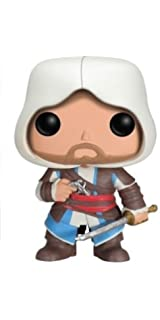 Funko POP Games Assassins Creed Connor Action Figure Funko POP Games Assassin/'s Creed Connor Action Figure 3731 Accessory Toys /& Games