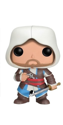 Funko POP Games Assassin's Creed Edward Action Figure
